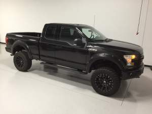 F150 Audio Upgrades