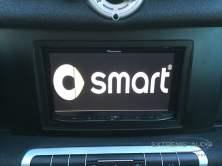 2013 smart fortwo Pioneer NEX