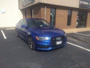 Audi S6 Audio