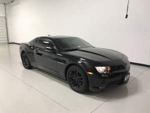 Chevy Camaro Audio