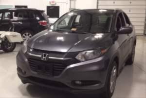 Honda HRV Remote Start