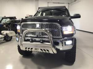 Dodge Ram 2500 Lighting