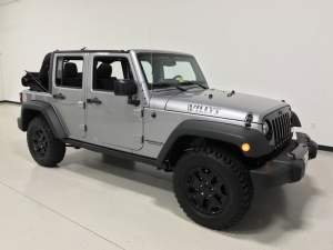 Williamsburg Jeep Owner Starts Wrangler Upgrades with Alpine Restyle