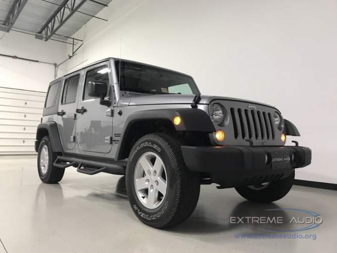 Jeep Wrangler Unlimited Accessory