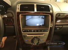 Jaguar XK Backup Camera
