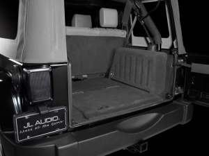 JL Audio Stealthboxes