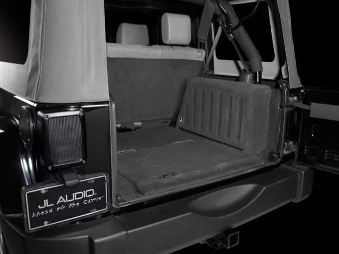 JL Audio Stealthboxes