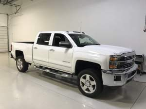 Chevy Silverado Emergency Lighting