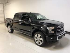 Petersburg Client Adds Ford F-150 Truck Accessories