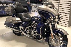2016 Harley Davidson Ultra Classic CVO
