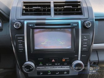 Camry Backup Camera