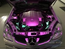 Mercedes SLK55 Audio