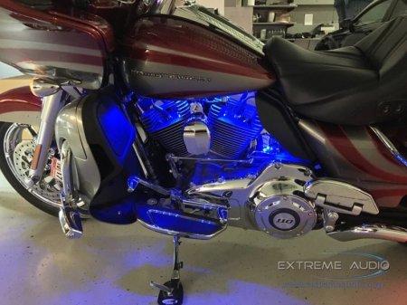 Road Glide Ultra CVO Stereo
