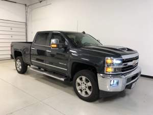 Chevy Silverado Lighting