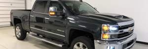 Chevy Silverado Lighting Upgrades and Tint for Midlothian Client