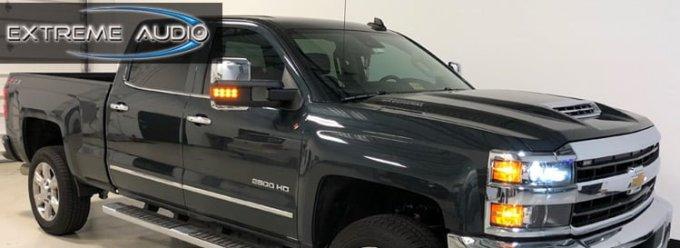 Chevy Silverado Lighting