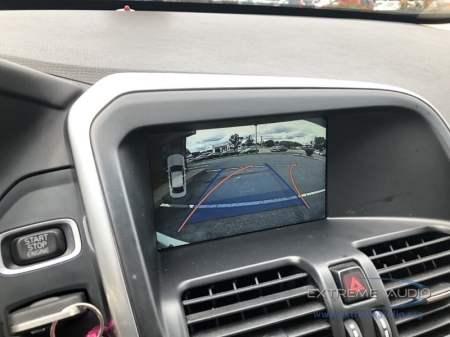 European Vehicle Backup Safety