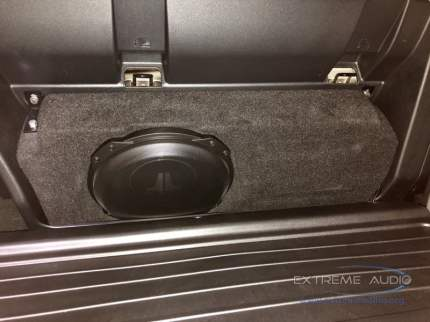 Toyota Tacoma Stealthbox