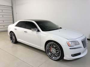 Chrysler 300 Audio