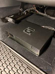 VW GTI Audio