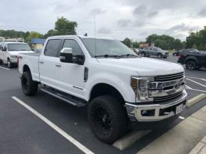 F-250 Stereo