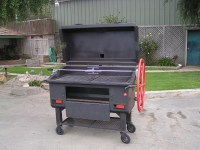 Barbecue Pits - Outdoor Grills - Bar BQ Pits - Smoker Pit ...