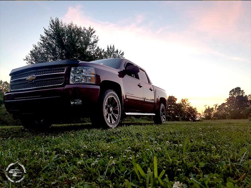 20 Silverado Tires Chevy Inch