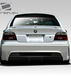 welcome to extreme dimensions item group 1997 2003 bmw 5 series e39 duraflex gt s body kit 7 piece [ 1723 x 1478 Pixel ]