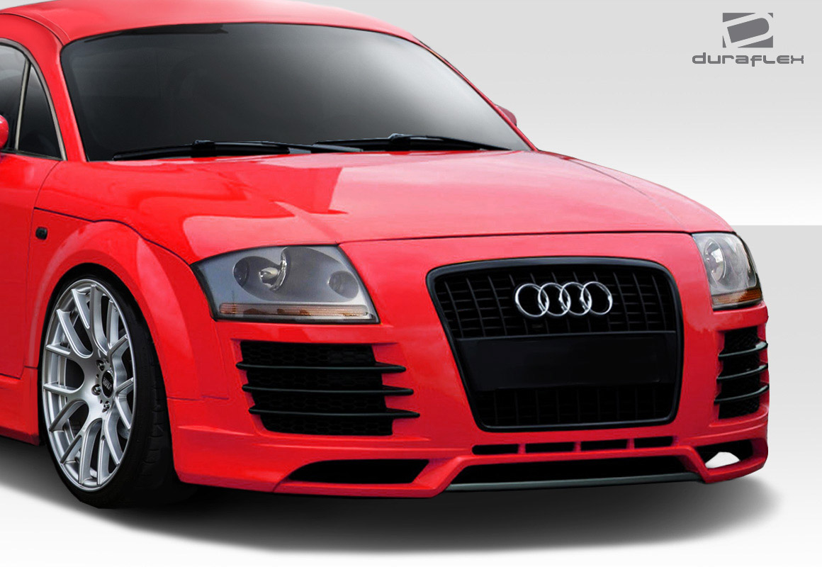 hight resolution of  fiberglass front bumper body kit for 2000 audi tt 0 2000 2006 audi tt