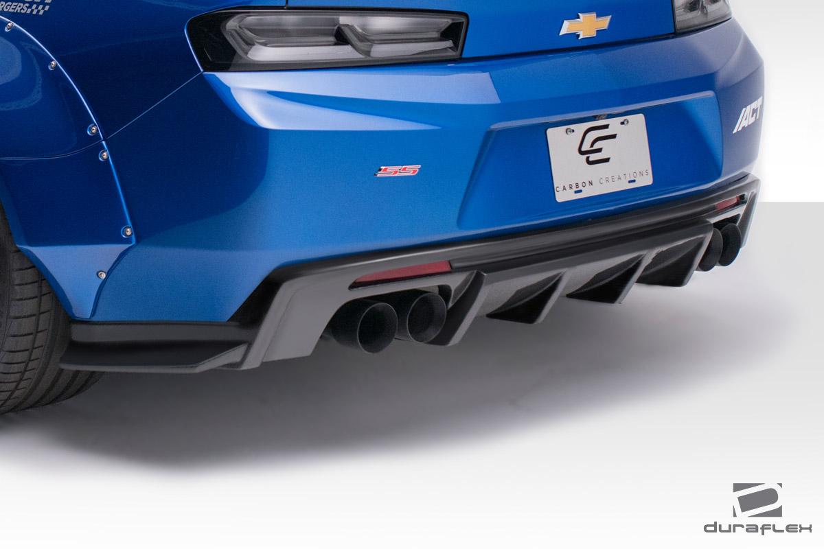 Inspirational Quad Exhaust Rear Diffuser Volvo S60v60 Viva
