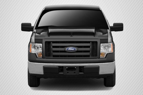 small resolution of welcome to extreme dimensions inventory item 2009 2014 ford f 150 carbon creations gt500 hood 1 piece