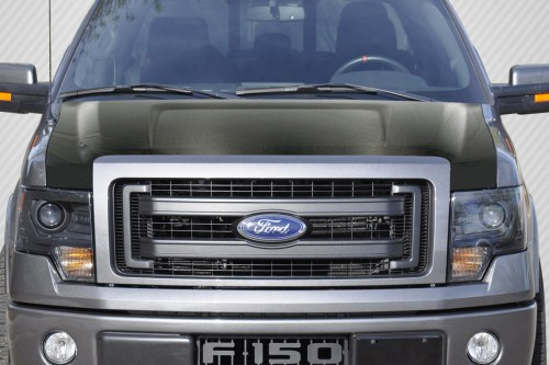 small resolution of welcome to extreme dimensions inventory item 2009 2014 ford f 150 carbon creations dritech oem look hood 1 piece
