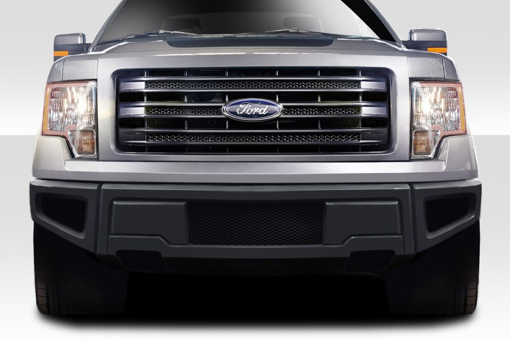 medium resolution of welcome to extreme dimensions inventory item 2009 2014 ford f 150 duraflex raptor look front bumper