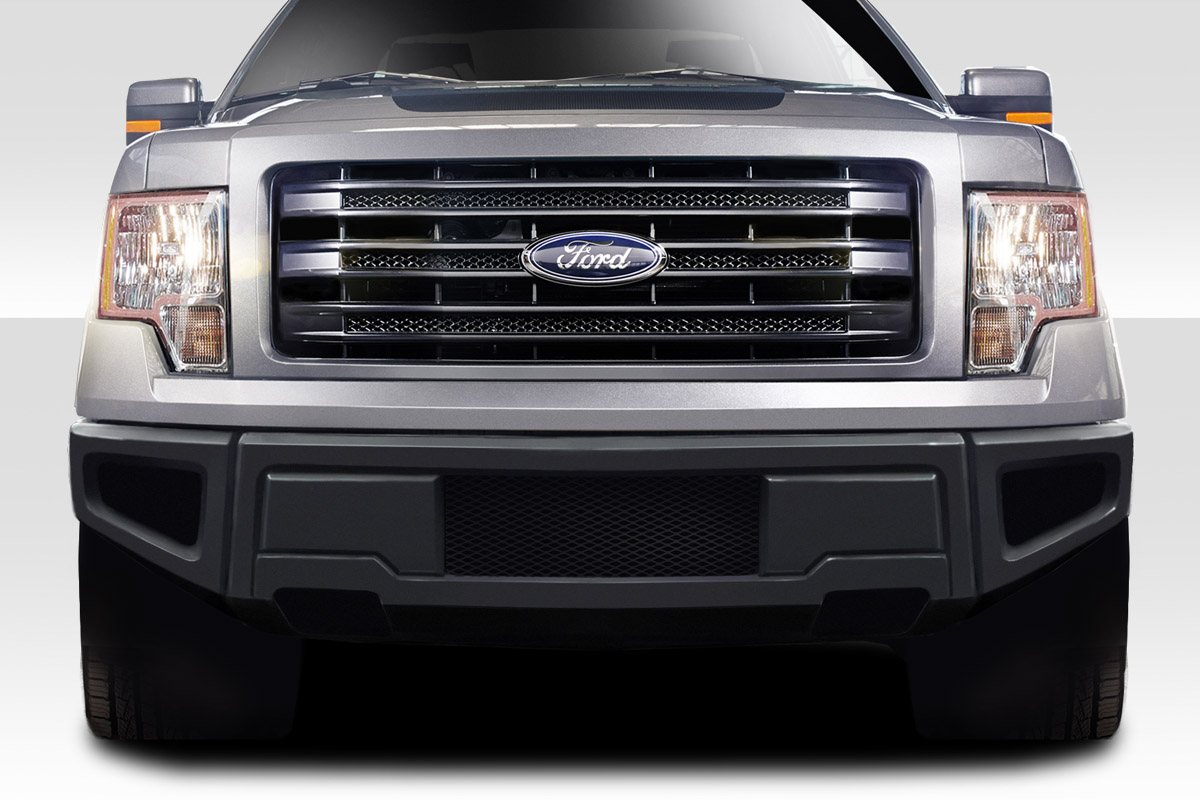 hight resolution of welcome to extreme dimensions inventory item 2009 2014 ford f 150 duraflex raptor look front bumper