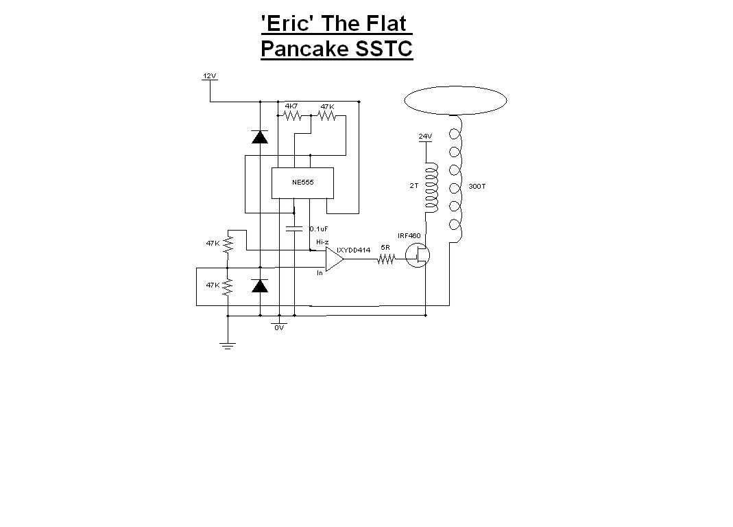 coil gun wiring diagram inside the titanic hv power supply circuit free engine image for