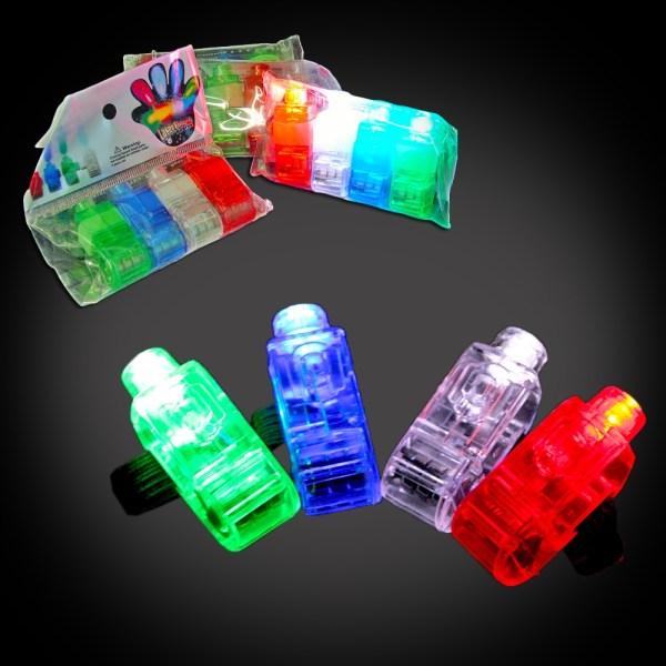 Extreme Glows LED Finger Lights
