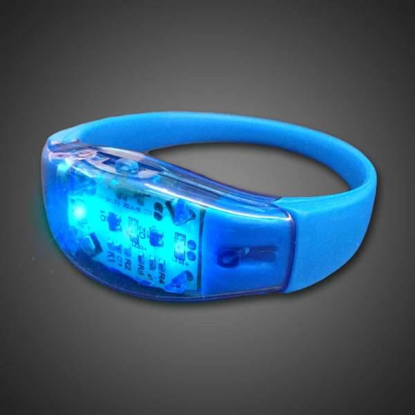 Sound Activated LED Light Up Bracelet