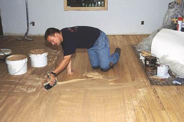 Finishing Moves Repairing Hardwood Floors  Extreme How To