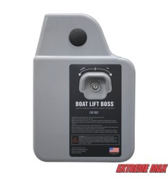 extreme max 3006 4509 boat lift boss direct drive system 120v home smoke detector wiring boat wiring 120v [ 1200 x 1200 Pixel ]
