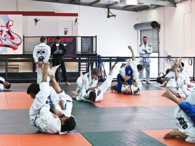Training Session with Coach
