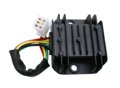 50cc mini chopper wiring diagram 2002 f150 starter extreme motor sales > dirt bike 5 pin voltage regulator chinese pit - 125cc