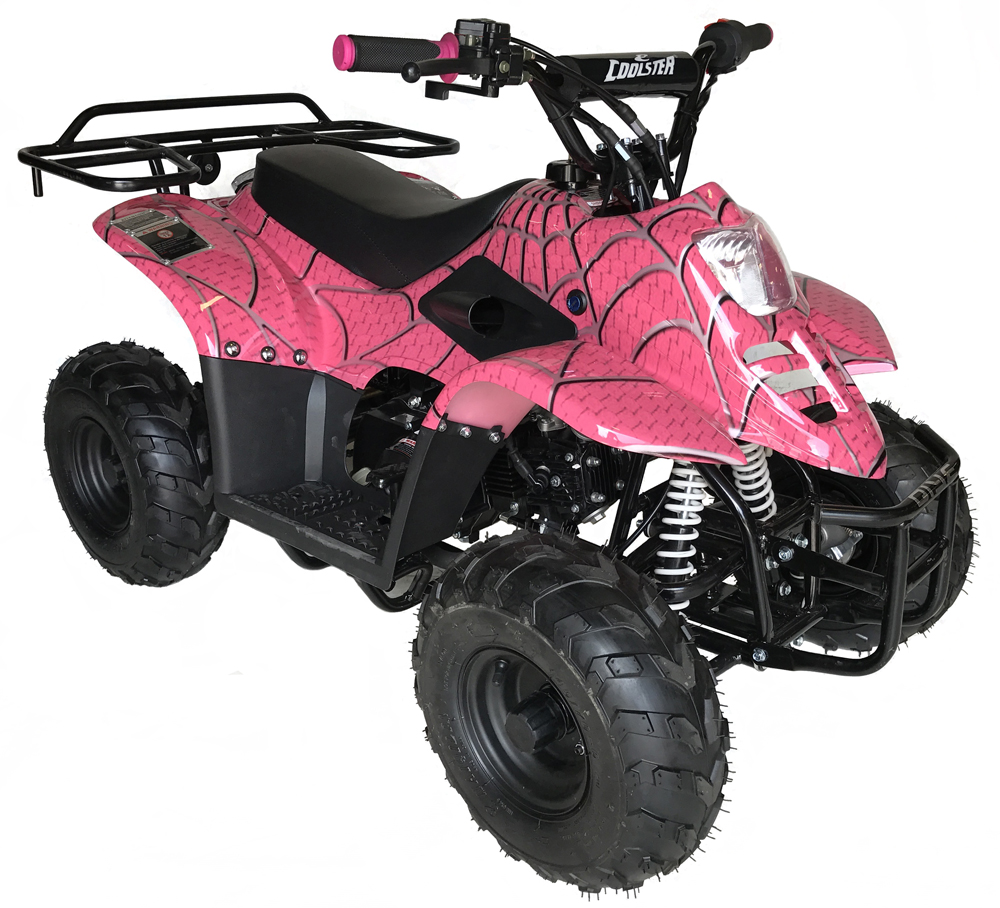 medium resolution of  panther kids 110cc atv youth quad 4 wheeler small mini size