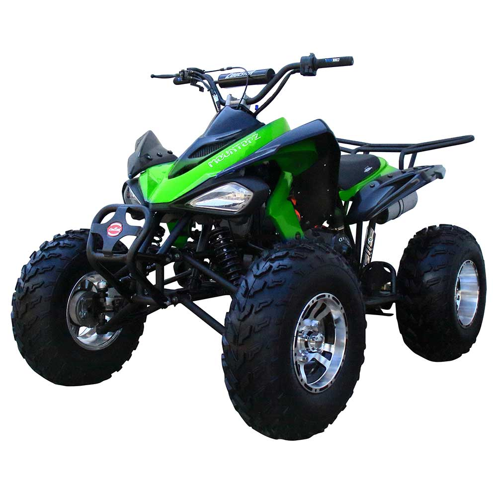 medium resolution of snake eyes 150cc atv full size sport quad kids automatic