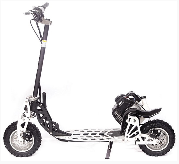 X-treme XG-575 Stand Up 2 Speed Gas Scooter 49cc For Kids