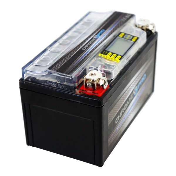 Chrome Pro Series Igel Battery 12v 7ah Atv Scooter Ytx7a-bs