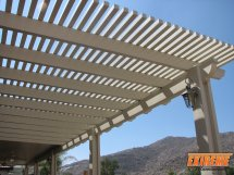 Lattice Cover Extreme Patio Covers