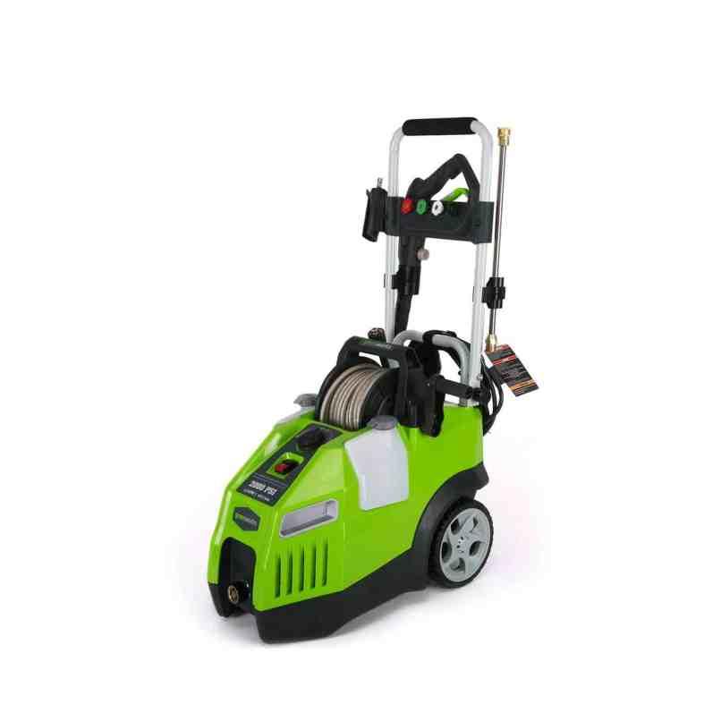 Greenworks 2000 Psi 13 Amp 1 2 Gpm