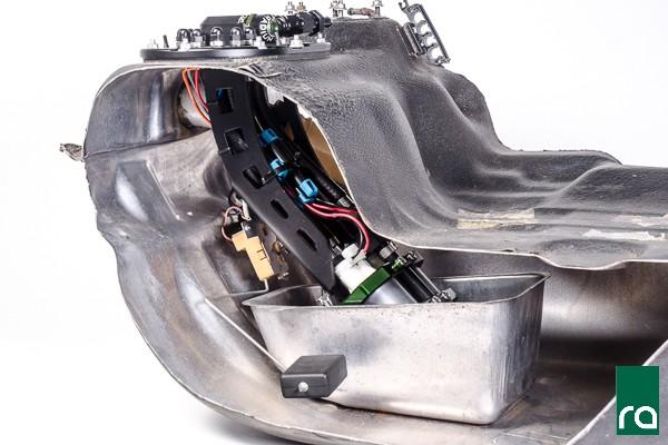Subaru Legacy Fuel Pump Replace
