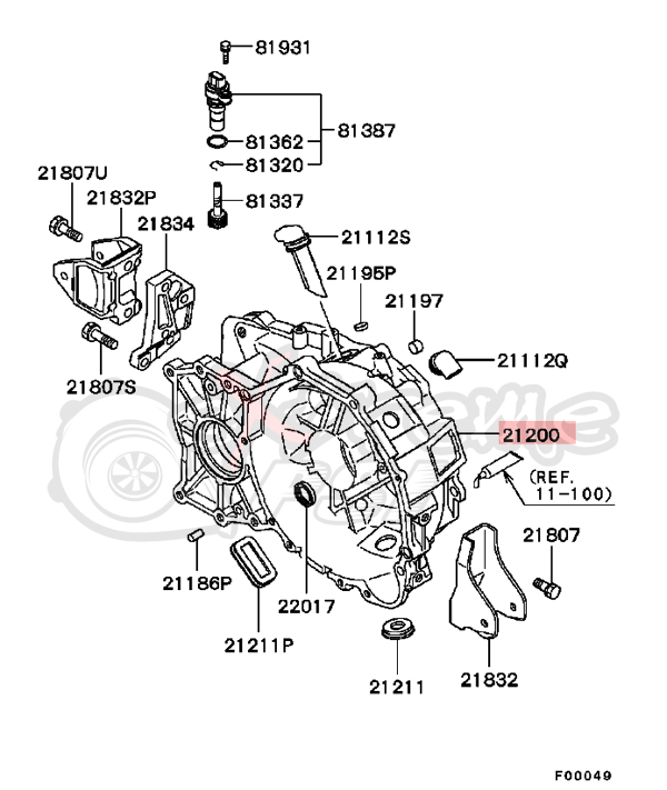 Evo 8 Transmission Diagram : 26 Wiring Diagram Images