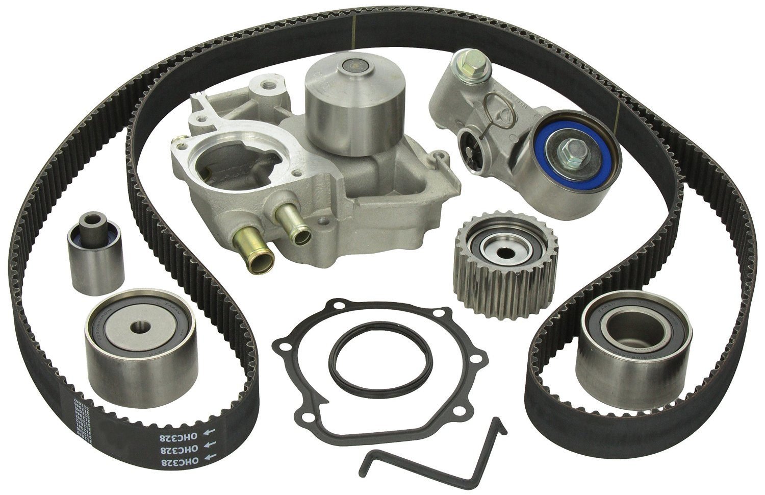 hight resolution of gates complete racing timing belt kit with water pump subaru wrx ej20 04 05 24394